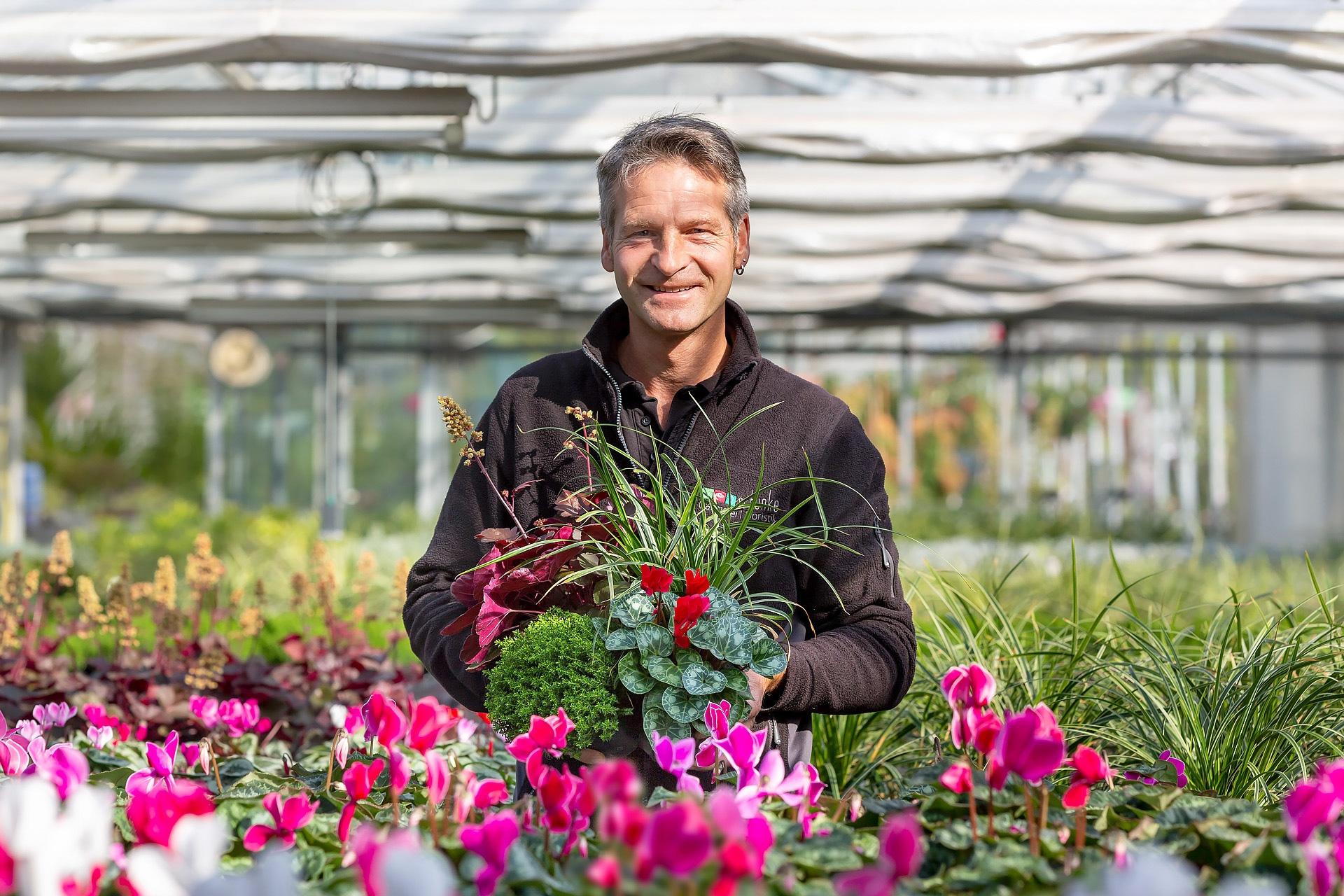 Gärtnerei Schunke – Frank Schunke